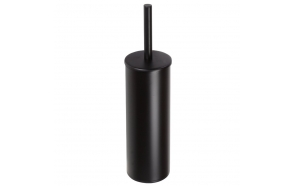 DARK Toilet Brush, mat black