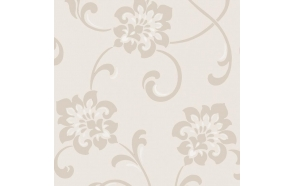 Decadence Jacobean Floral Cream