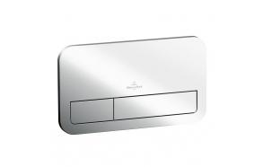 flush plate ViConnect E200 Villeroy&Boch, chrome