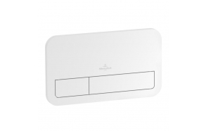 flush plate ViConnect E200 Villeroy&Boch, white