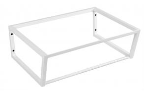 metallist valamukonstruktsioon Ska, 60 cm, matt valge