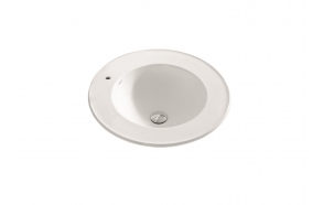 ceramic worktop basin Habana