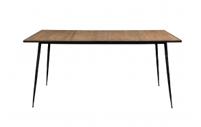 Table Pepper 160X90 Brown