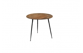 Side Table Pepper Brown '40