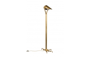 Floor Lamp Falcon Brass