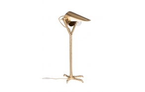 Desk Lamp Falcon Brass