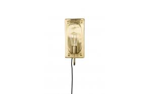 Wall Lamp Brody Brass
