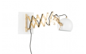 Wall Lamp Sarana White