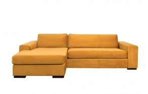 Sofa Fiep Left Ochre