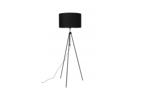 Floor Lamp Lesley Black