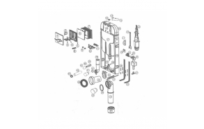 spare paer: GR5003 water inlet valve, nr. 26