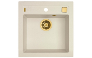 granite basin Formic20 Mix&Match, white+gold