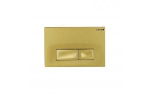 CREAVIT ORE seinasisese raami loputusnupp, kuld
