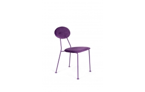 Kiss The Froggy Chair Purple