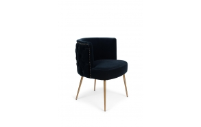 Such A Stud Chair Dark Blue