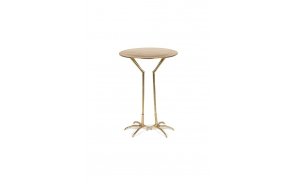 The Golden Heron Side Table