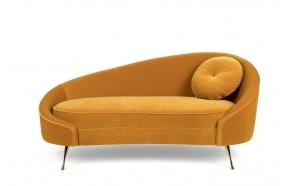 I Am Not A Croissant Sofa Ochre