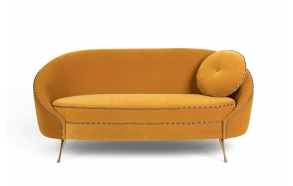 Don'T Love Me Love Sofa Ochre
