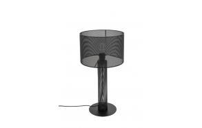 Sweet Mesh Table Lamp Black