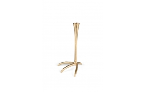 The Golden Heron Candle Holder L