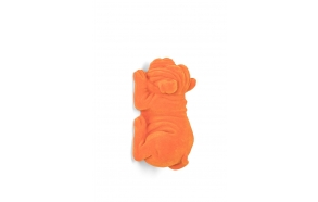Devilish Bulldog Deco Light Orange