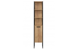 tall cabinet Manhattan (in 2 boxes)