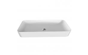 worktop wahbasin Ultra 80 cm, white