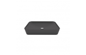 worktop wahbasin Ultra, mat anthracite
