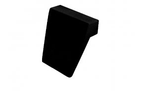 black bath pillow for models MODENA,QUATRO,SOFIA,INTERA