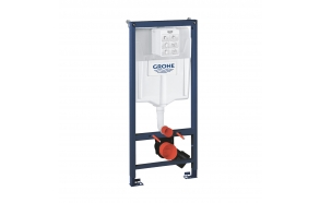 Grohe Rapid drywall cistern incl fixing