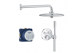 Grohe Grohtherm SmartControl Perfect shower set