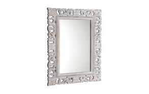 SCOLE mirror, antique white, 70x100 cm