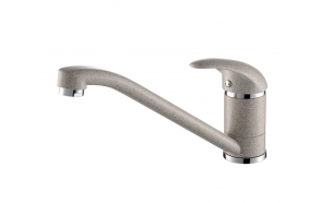 Kitchen mixer with stone color finish S2561-112