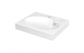 basin to mount on top of washing machine Claro Mini,white ,brackets, siphon and soap dish included