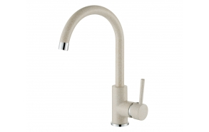 Kitchen mixer with stone color finish S522-110