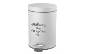NICEA Bathroom Bin 3l, white