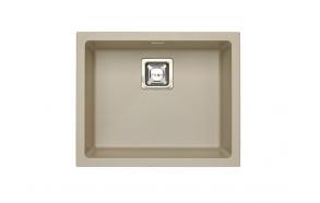 kivimassist köögivalamu Alveus Quadrix 50, pebble G02M, rv fitingud ( 1108035 + 1133398)