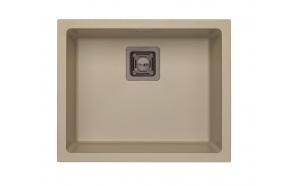kivimassist köögivalamu Alveus Quadrix 50, pebble G02M, antratsiit fitingud ( 1108035 + 1127153 + 1089358 + 1110853)