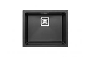 kivimassist köögivalamu Alveus Quadrix 50, twilight G05M, rv fitingud ( 1108038 + 1133398)