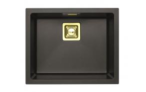 kivimassist köögivalamu Alveus Quadrix 50, twilight G05M, kuldsed fitingud ( 1108038 + 1127152 + 1103421 + 1110854)