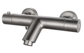 termostaat vannisegisti Rio, harjatud teras