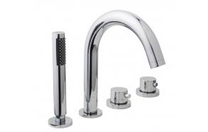 termostaat vannisegisti Caral vanni servale, kroom
