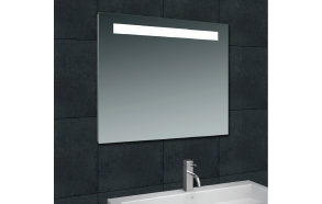 Tigris mirror with LED lighting 800x800