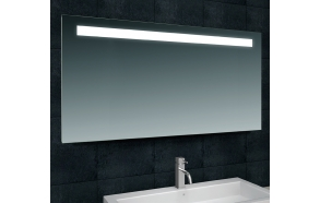 Tigris mirror with LED lighting 1400x800