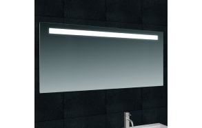Tigris mirror with LED lighting 1600x800