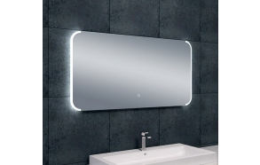 Bracket dimmable LED steam-free mirror 1200x600