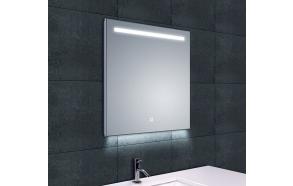 reguleeritava valgusega LED peegel Ambi 1, kondensaadivaba, 600x600 mm