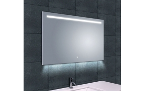Ambi One dimmable Led steam-free mirror 1000x600