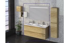 Exellence SEPHIA bathroom furniture 120 cm nature