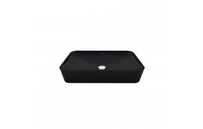 worktop wahbasin Ultra, glossy black